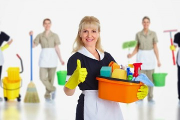 Employing house Cleaning Service