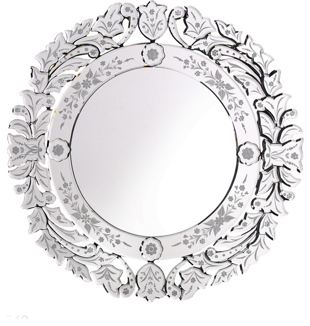Fashionable Side of French Mirrors