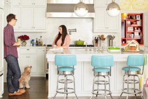 Spacing Tips For Planning a Dream Kitchen