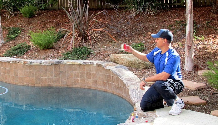 reliable El Dorado Hills pool cleaning service