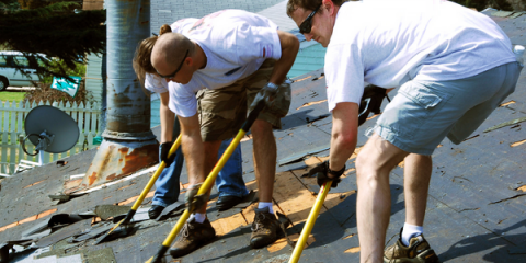 While Hiring A Roofing Contractor