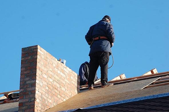 Construction worker.Ukraine