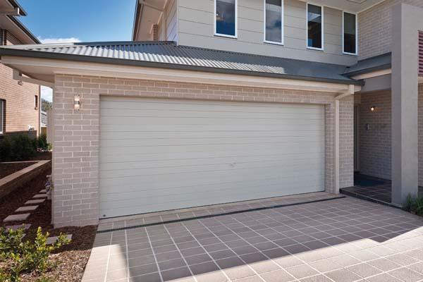 Roller Type Garage Doors