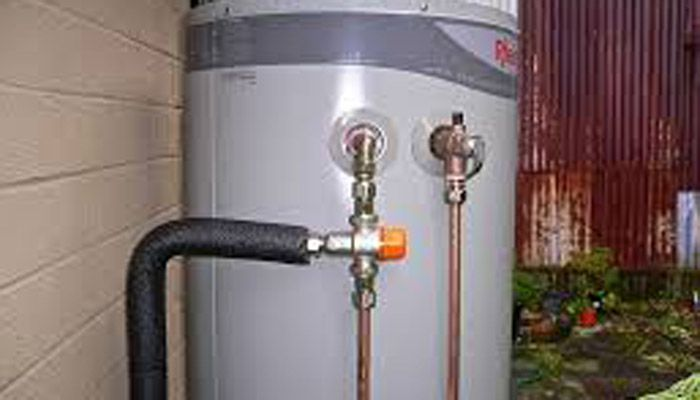 Repairing Hot Water Systems